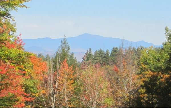 Photo of Mt. Washington from the Hill Family Preserve courtesy of George Hill